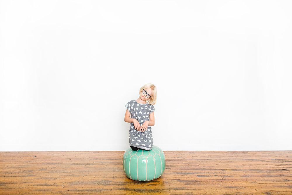 Modern Children's Photographer in Minneapolis, Minnesota