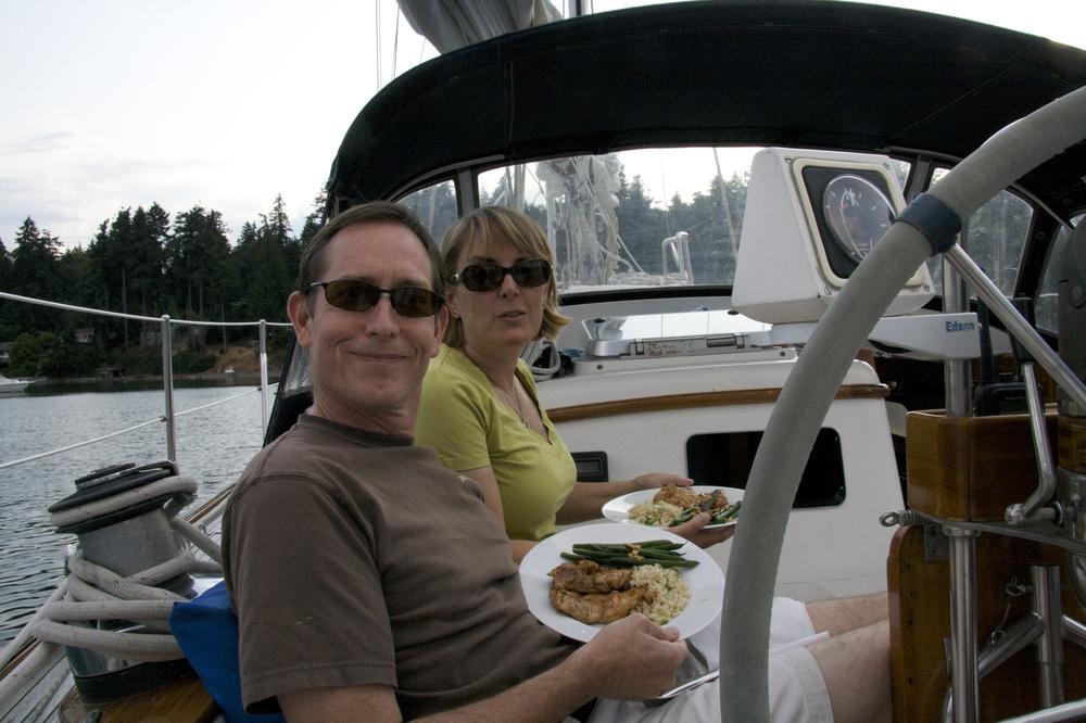 Peter & Heidi