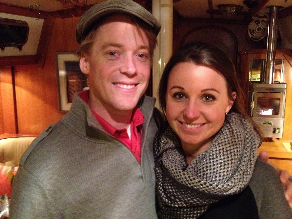 Brad & Erin