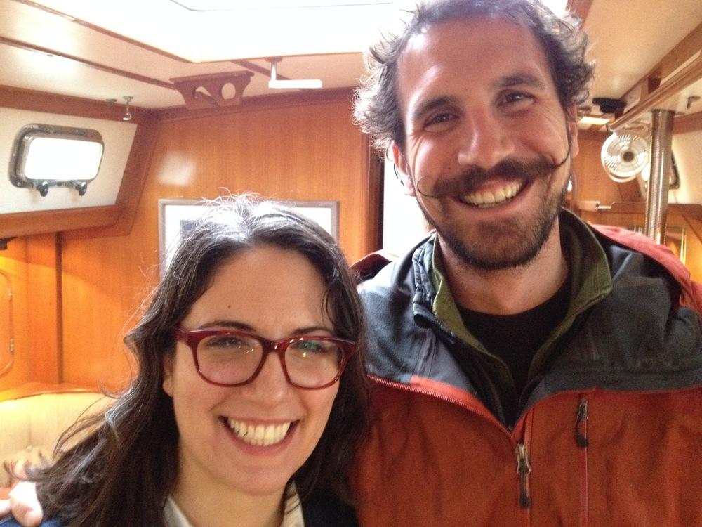 Rachel & Nicholas