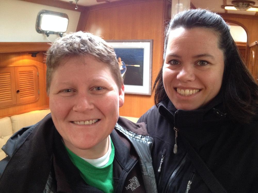 Amanda & Seleh