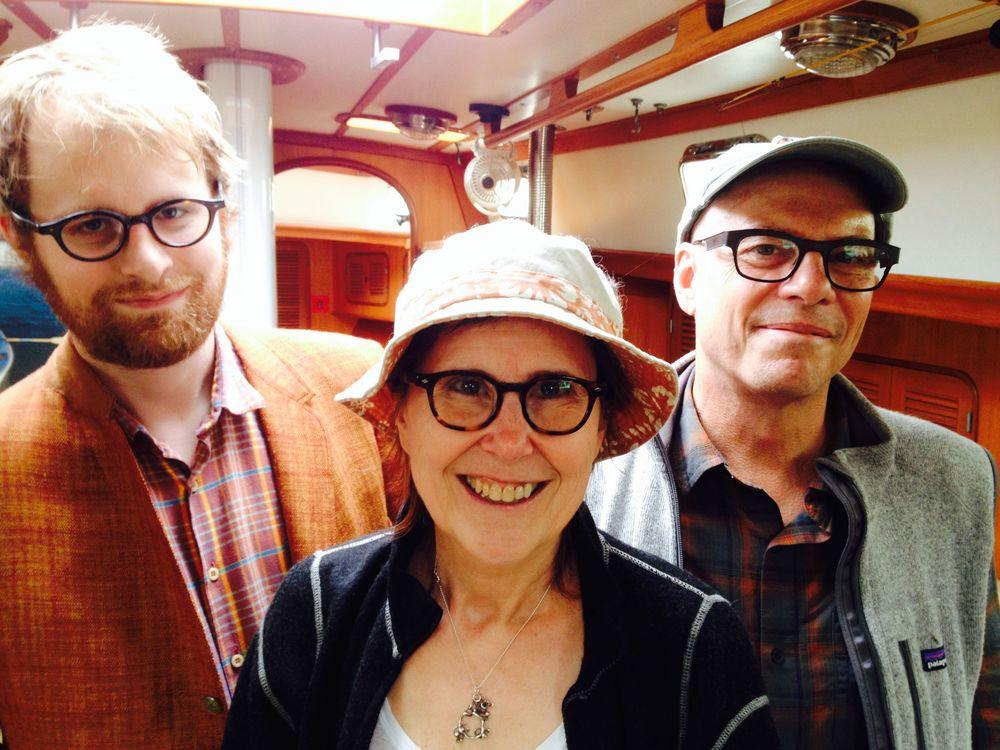 Max, Linda & Steve