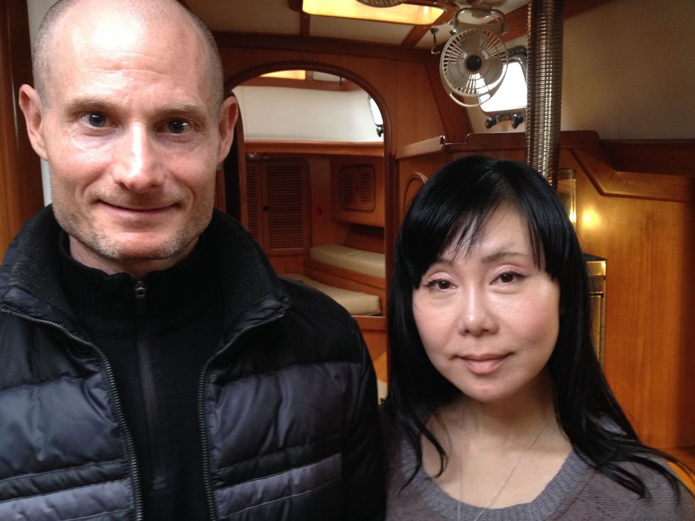 David & Hiyoko