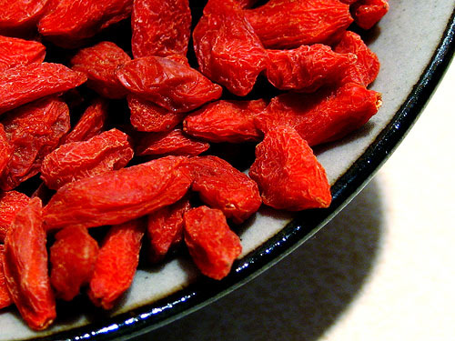 Goji Berries contain more Vitamin C than any other food on earth