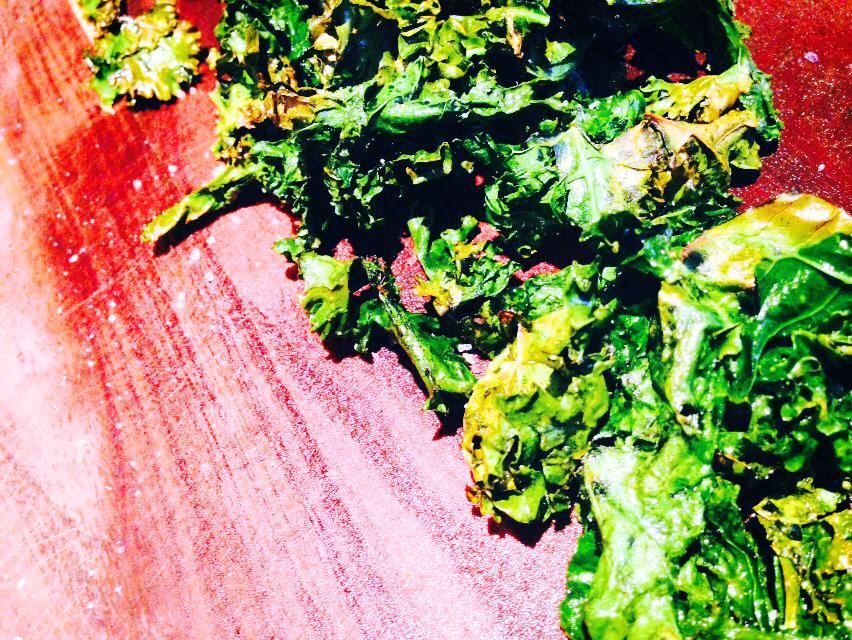 Square One Sesame Kale - Cooked