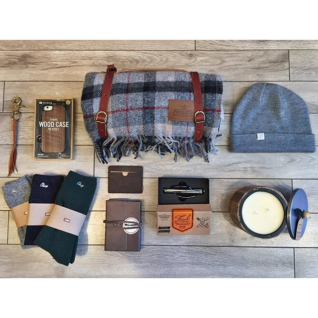 Cozy feelz ☕ Wood, Wool, & Leather #fall #cozy #blackmarketla #wood #wool #leather