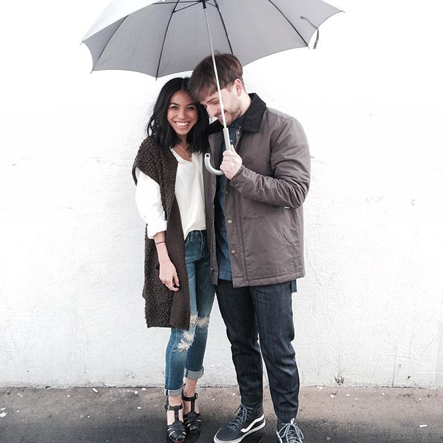 Cozy up in our super cute winter styles #bmla #rainydays #cute