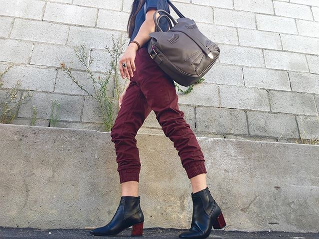 Currently Burgundy #bmla #burgundy #new