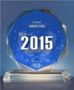 BEST OF MANHATTAN 2015 AWARD WINNING JEWELRY
