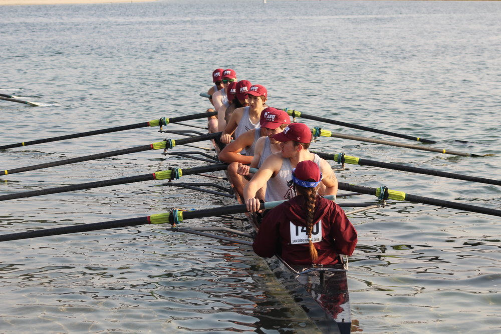 Men's Novice 8+ - San Diego Fall Classic