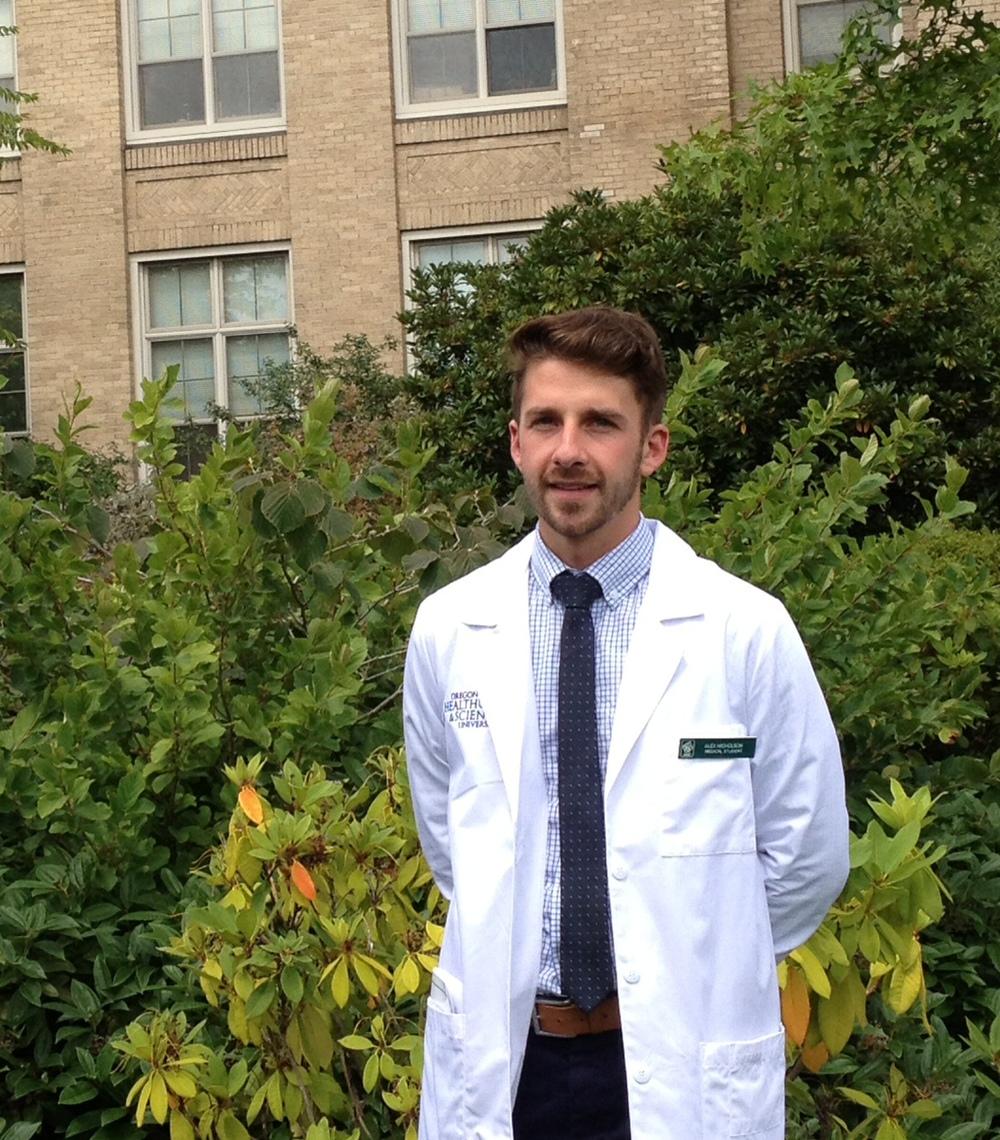 Alex Nicholson, MD