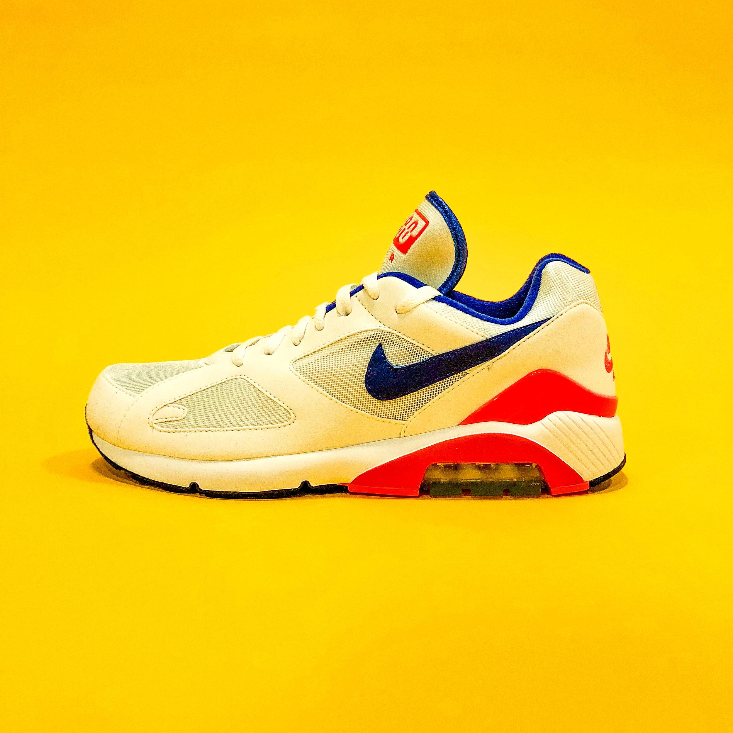 bf6353ea55 Nike Air Max 93 & 180 Esquire Article — Michael Saintil
