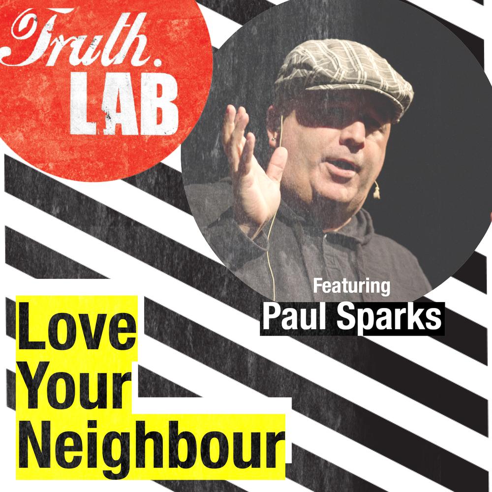 Truth Lab Paul Sparks