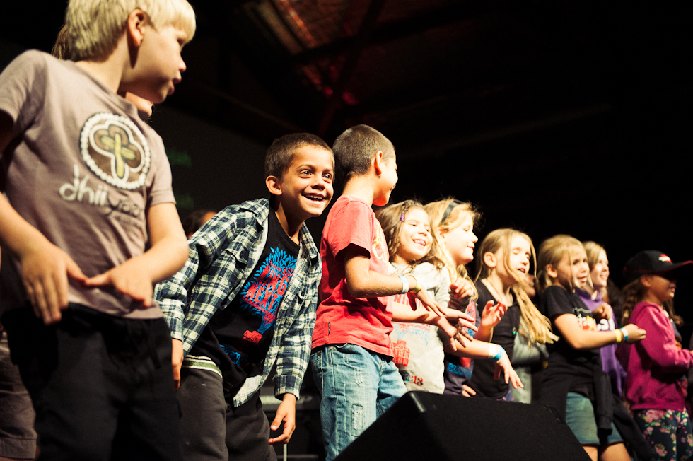 Surrender youth kids image