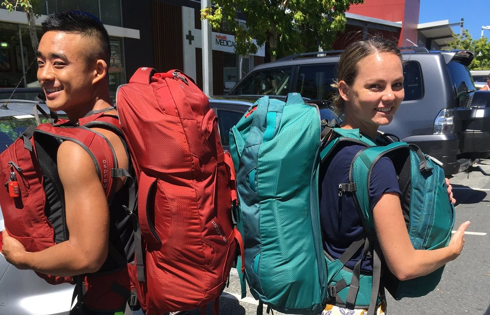 - Ben and Chelsea are travelling for 6 months to 8 different countries, exploring God's call to love people on the margins. They are meeting with followers of Jesus who live and work in various contexts to see how God is working around the world, gain wisdom about sustainability, and to discern the next steps for their own vocations.