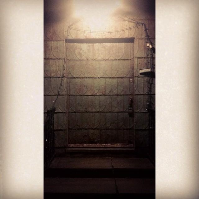 Pretty sick door find. #photo #photography #cameraphone