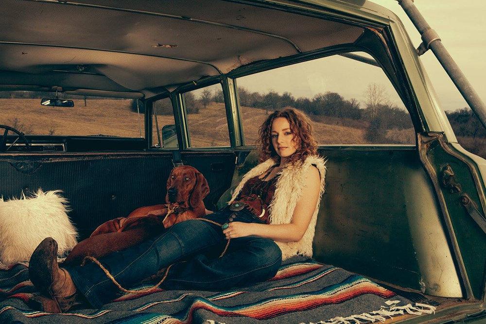 RACHAL AND THE REDBONES - Album work and merchandise for Nashville Americana Rock band by way of Louisiana.Photo: Joel Morgan