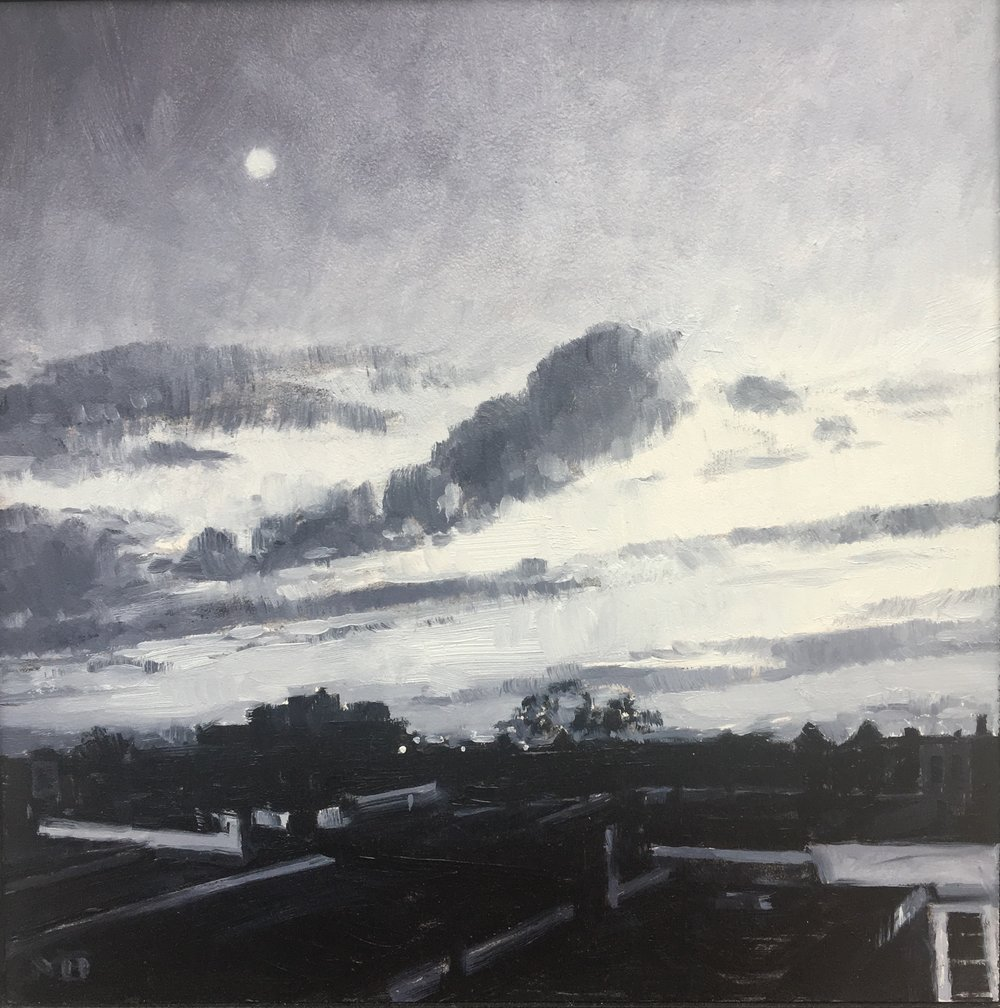 Moonrise Over Bok
