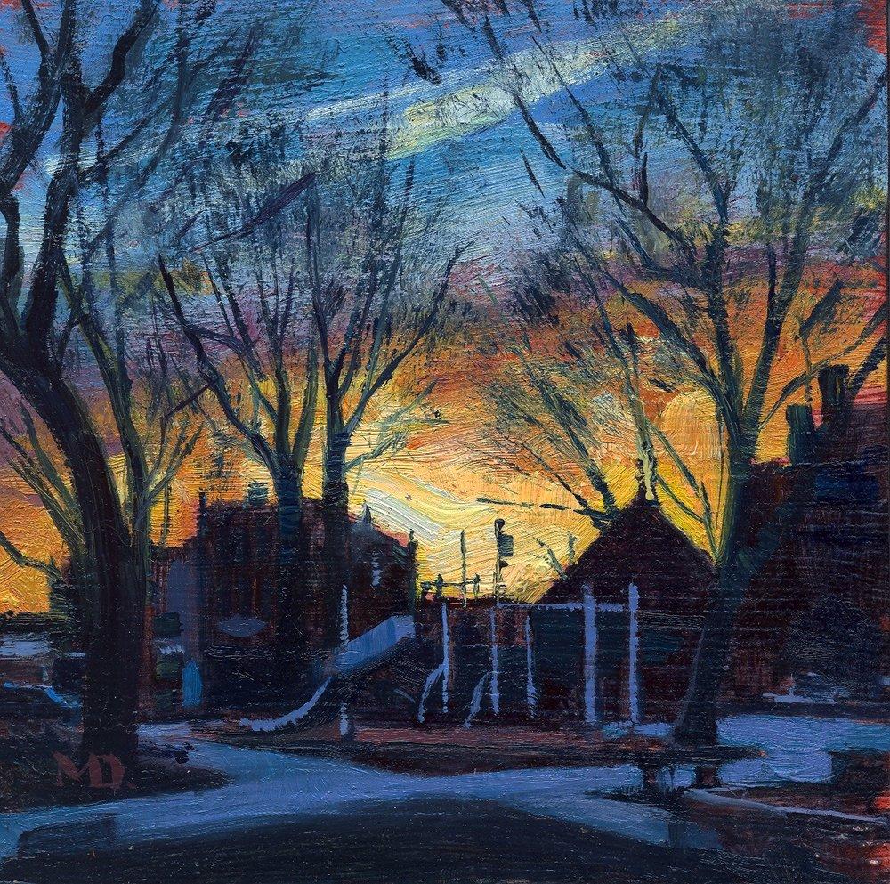Morning Glow (sold)