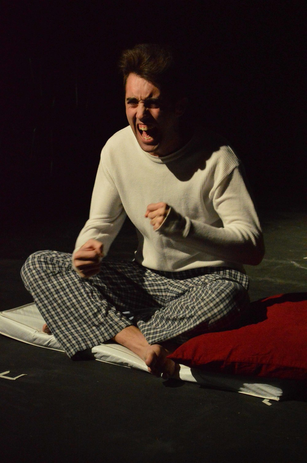 The Pillowman - Spartan Theatre Co.