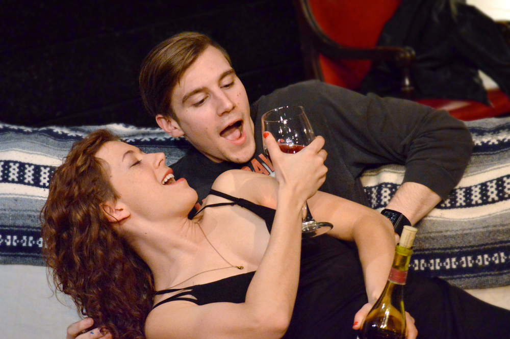 Happy Endings - Second Thought Theatre Co.