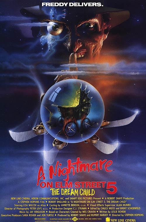 Nightmare On Elm Street 2 Poster MPW-34013 jpg