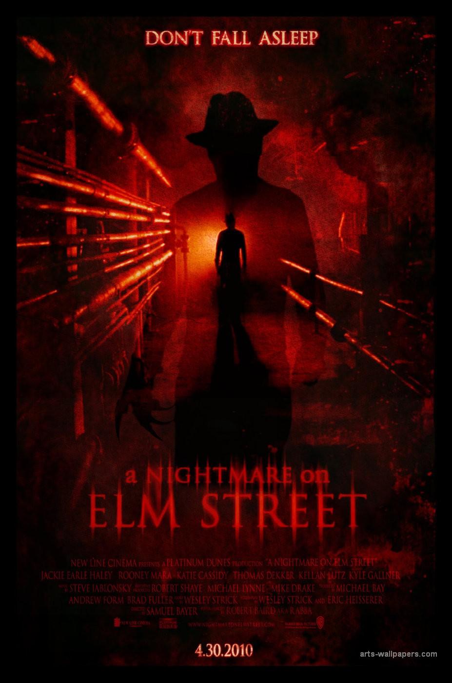 Películas de terror basadas en hechos reales A+Nightmare+on+Elm+Street+%282010%29