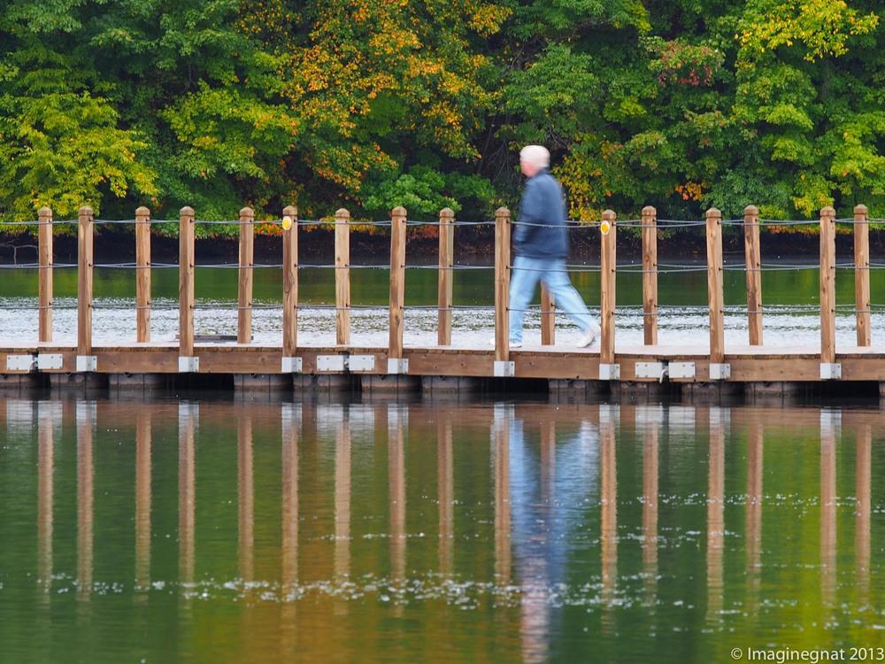 An Autumn Stroll @ Lakefront Park - Prior Lake, MN