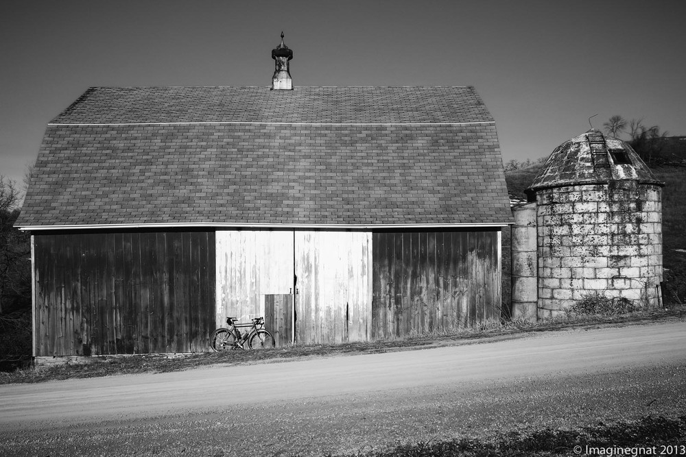My favorite barn in the county. OMD EM5 with Panasonic 25mm f1.4