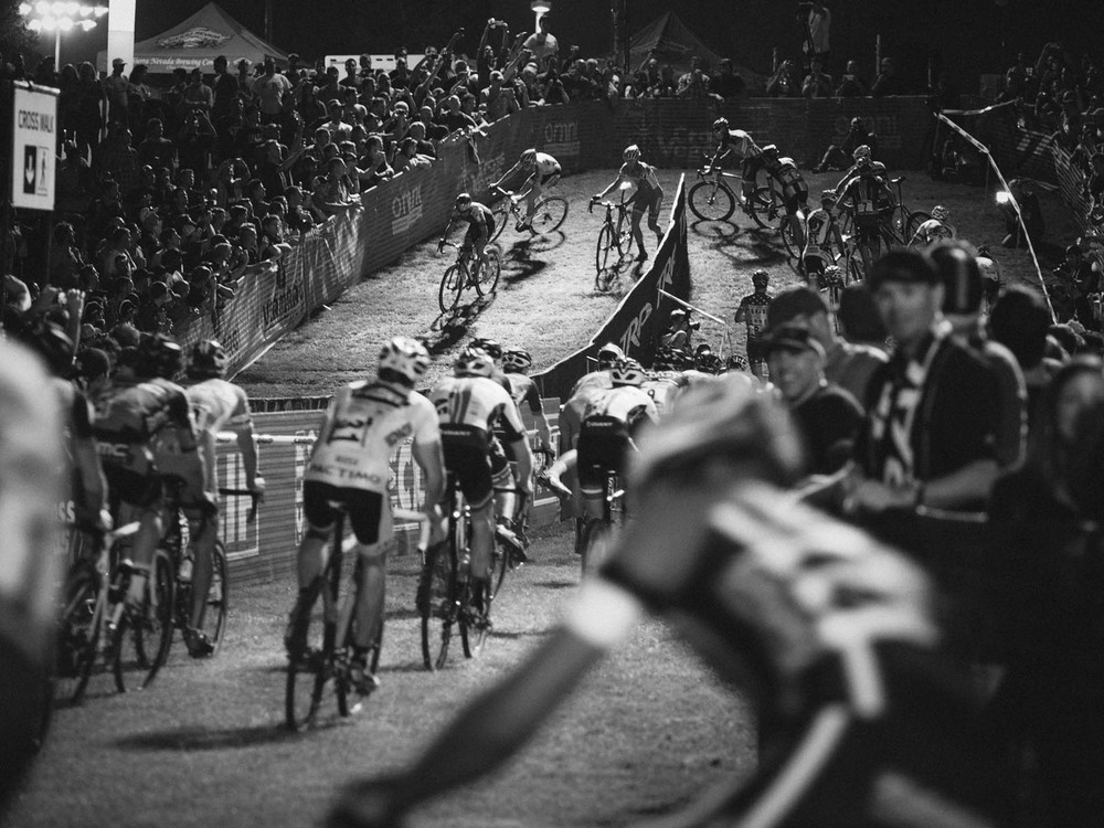 Cross Vegas 2013 in Las Vegas, NV - I shot that image with the Olympus OMD EM5 with 75 f1.8