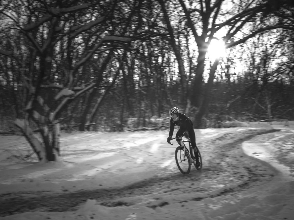 MN State CX Championships - Brrrrrr! Below Zero temps and my first event with the OMD EM1
