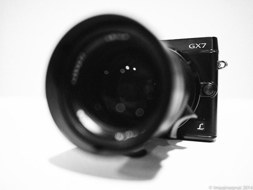 Panasonic GX7 with Leica 50mm f1.4