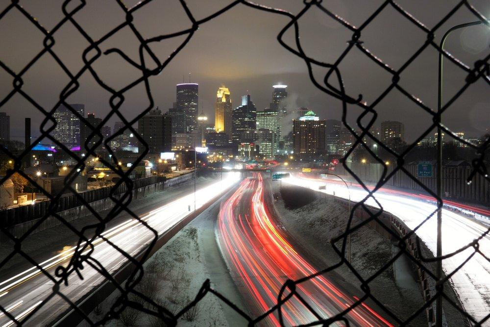 Minneapolis, MN - I love this city