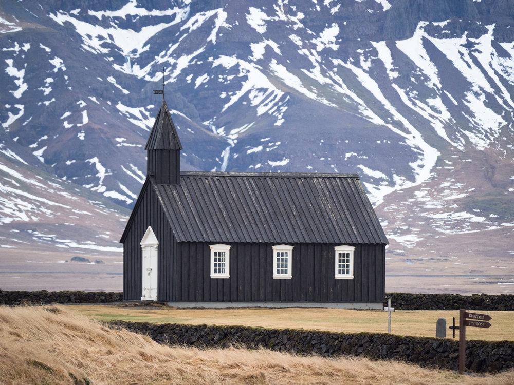 The black church - Olympus EM1ii with Panasonic 100-400