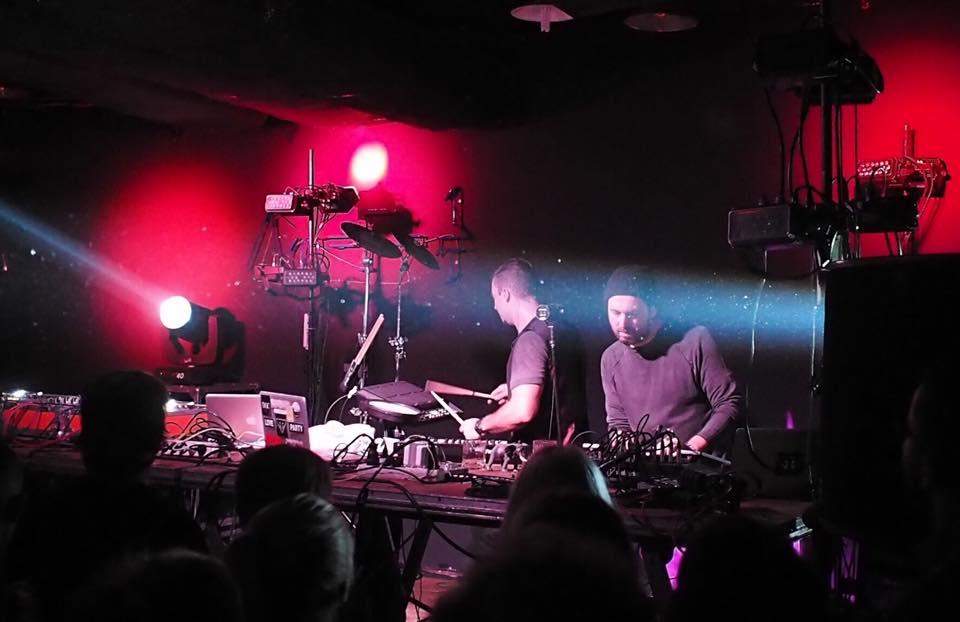 Elekfantz live at Jazz Club Katowice Poland