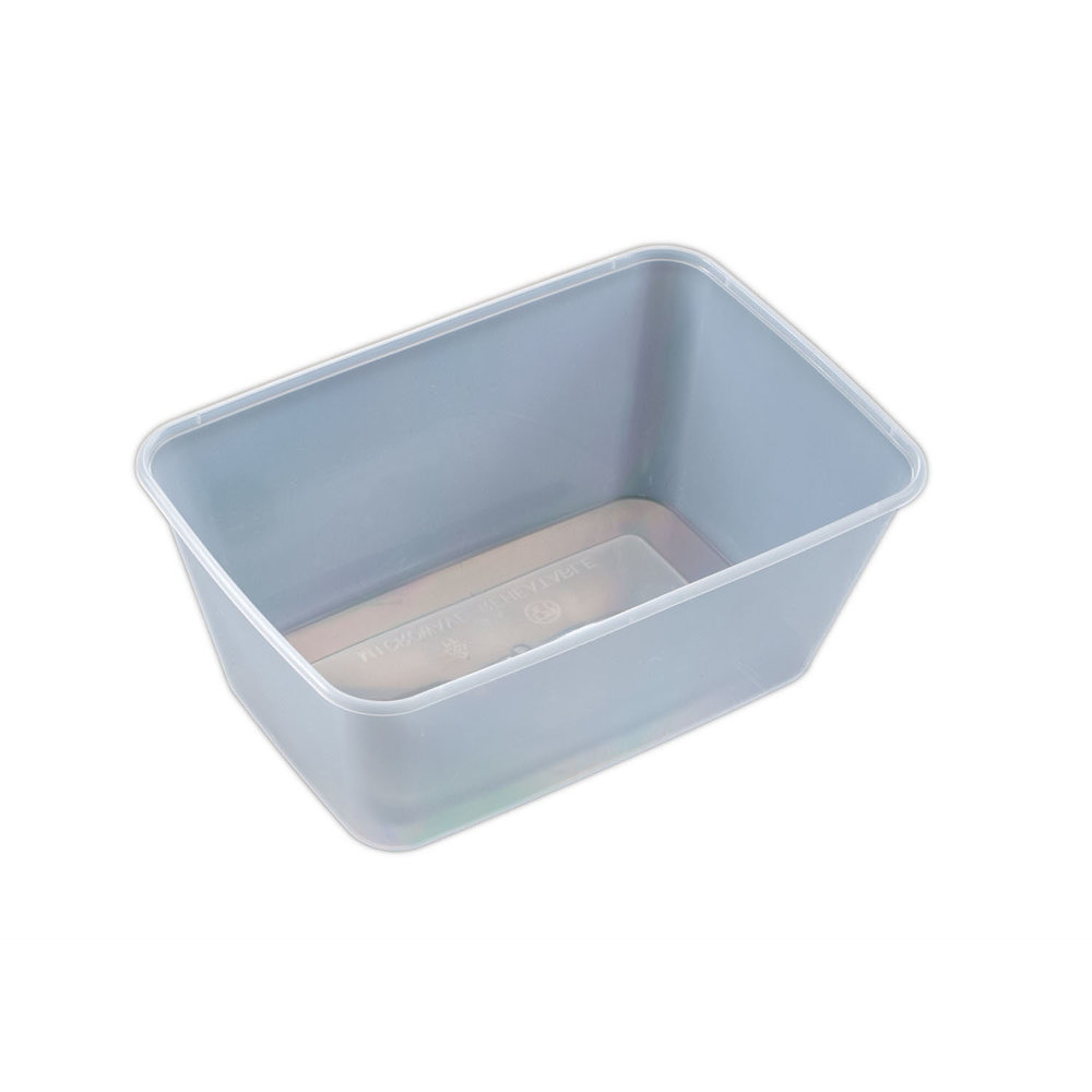 IK-FRZ1000 containers & lid   1000ml  50 per sleeve 250 per carton (5x50 bases and lid)