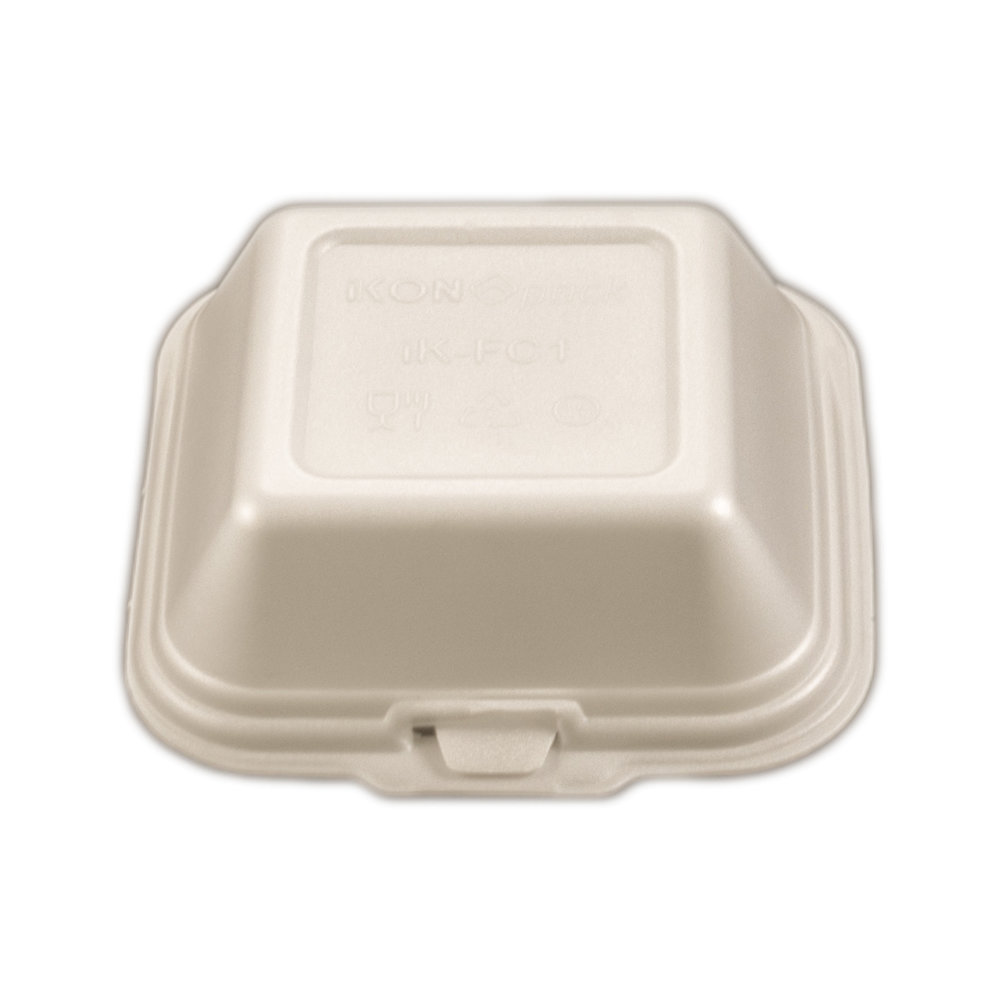 iK-FC1      Foam Clam Burger Ex Large    160 x 330 x 49mm 100 per slv 400 per carton
