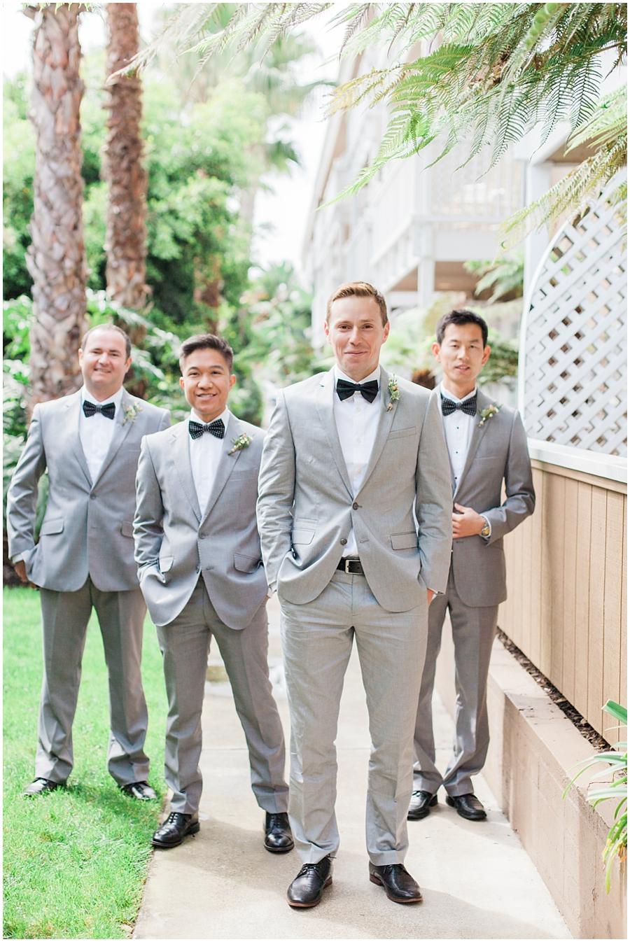 Russ + Claudine | Portofino Hotel Wedding | ©Danielle Bacon Photography | daniellebaconphotography.com
