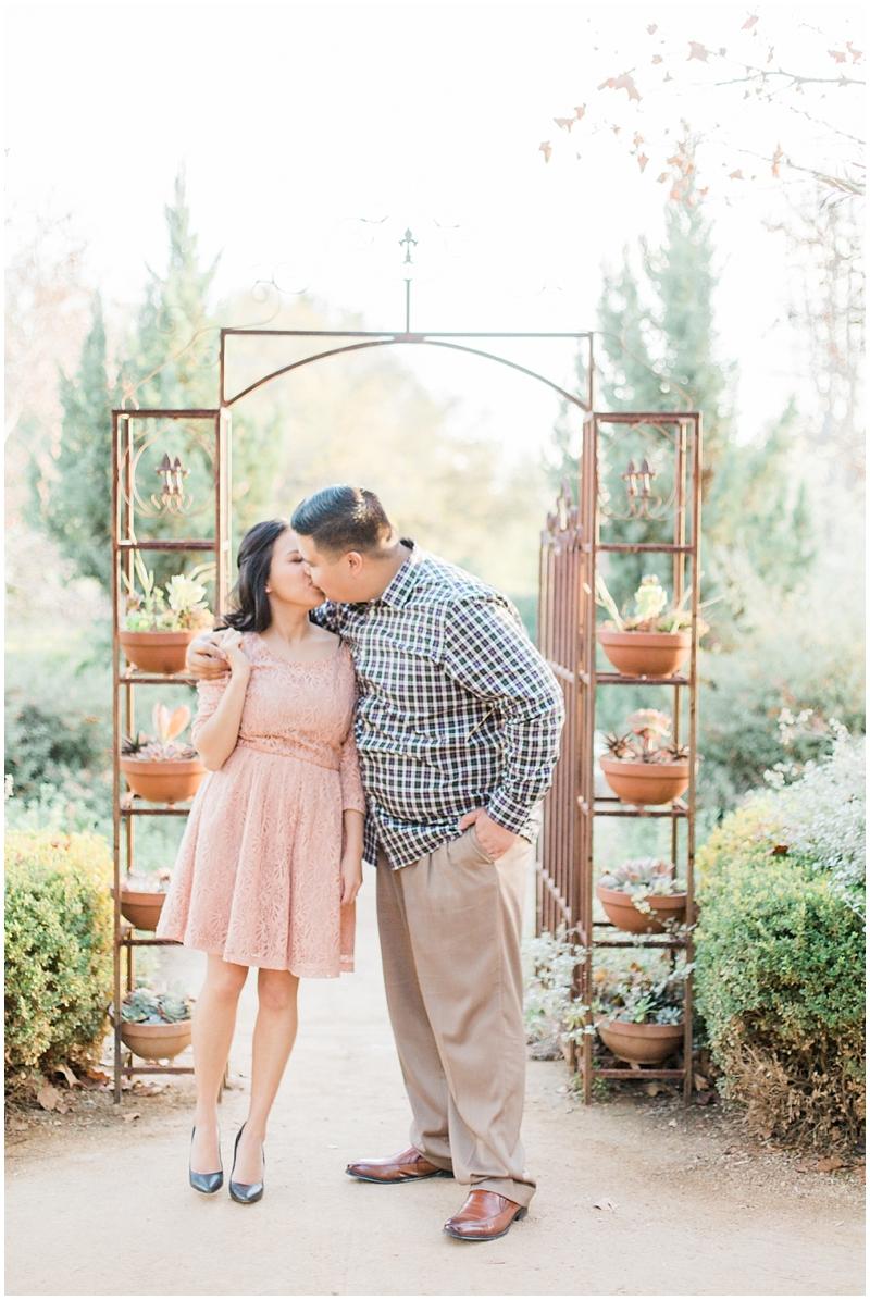 daniellebaconphotography.com | Arlington Garden, Pasadena | Mae + Mark