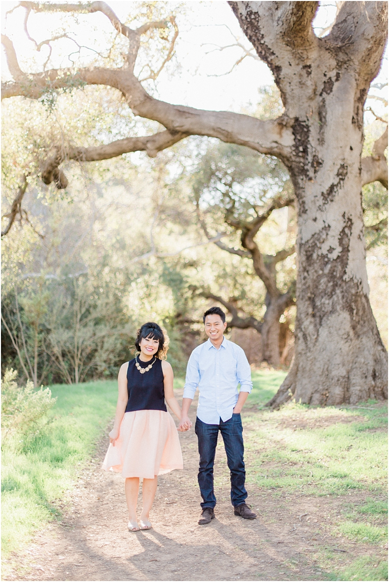 Solstice Canyon Engagement Session | daniellebaconphotography.com