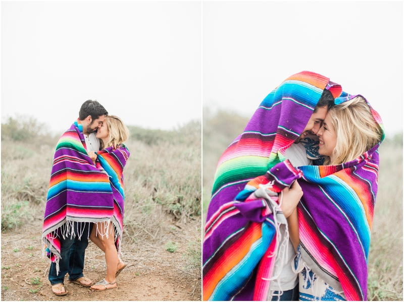 El Matador State Beach Engagement Session