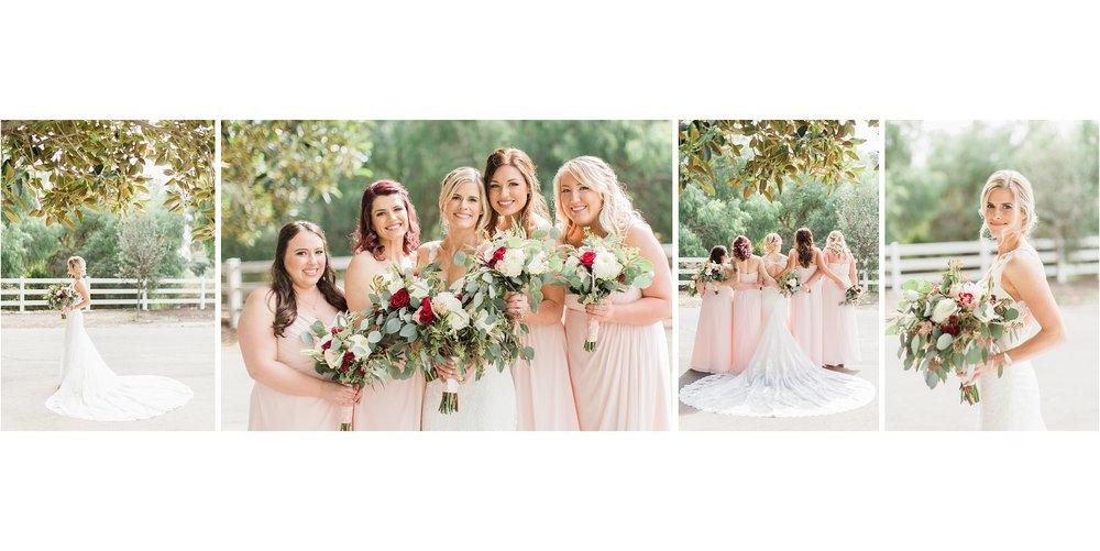 fine art album danielle bacon photography camarillo ranch wedding