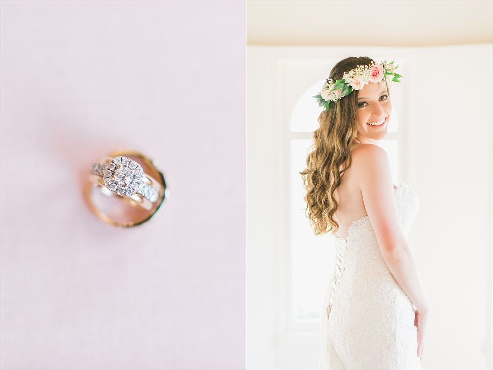 newhall mansion wedding | blush wedding | danielle bacon photography