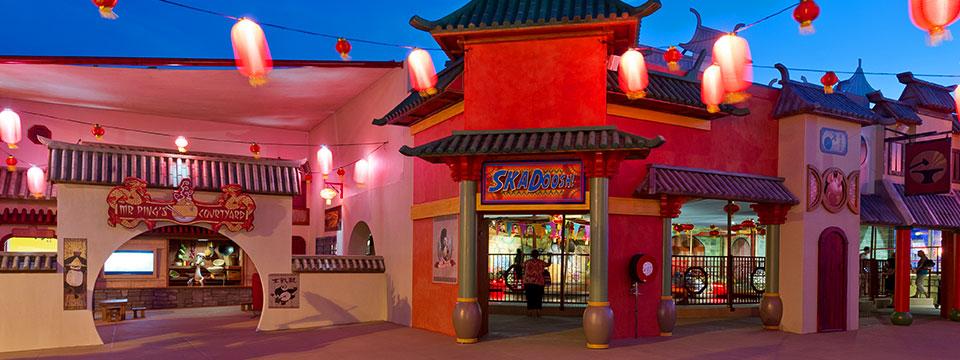 Mr Ping's Noodle Shop