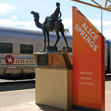 Alice Springs Rail Terminal