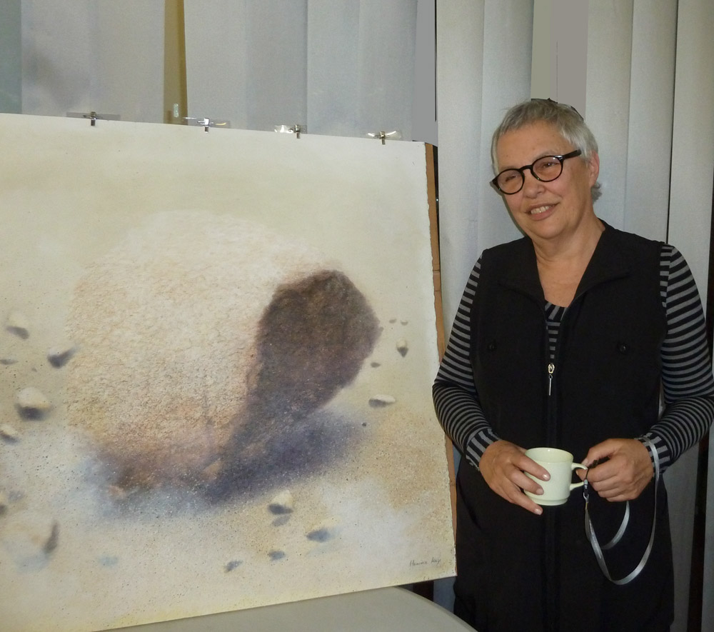 Tuesday September 24 Hanna Kay's stunning art is inspired by encounters with the natural world and examines elements of nature and their relationship to our lives.
