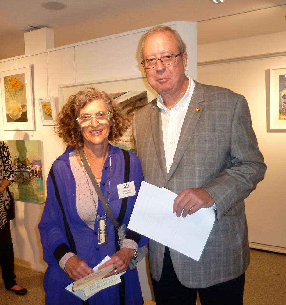 30 Aug - 14 Sept 2019 Lane Cove Municipal Art Award