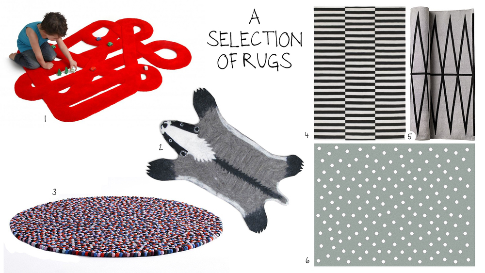 A SELECTION OF RUGS.jpg