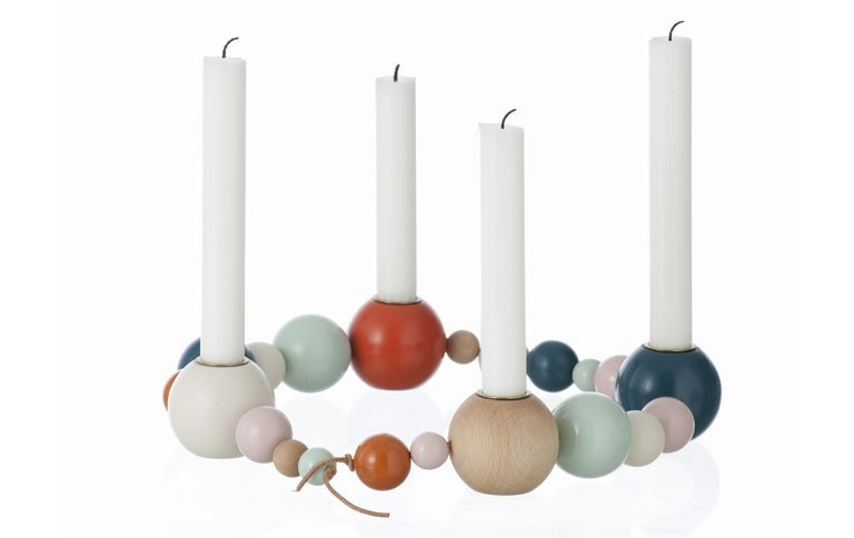 """Adventskranz"" from  fermliving  - found  here"