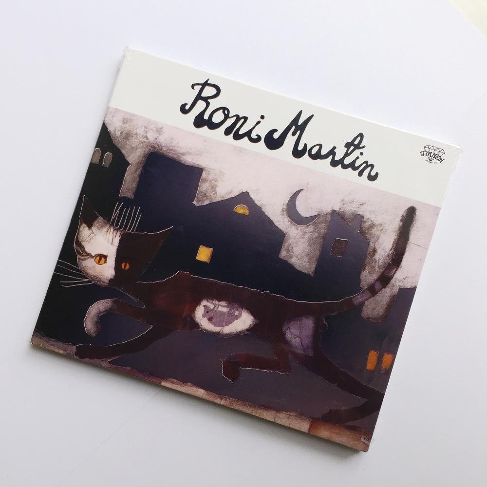 "Roni Martin - ""Roni Martin""CD  12€  + shipping"
